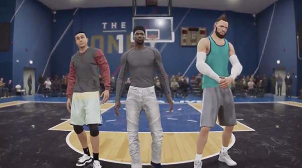 NBA Live 18 Patch 1.07